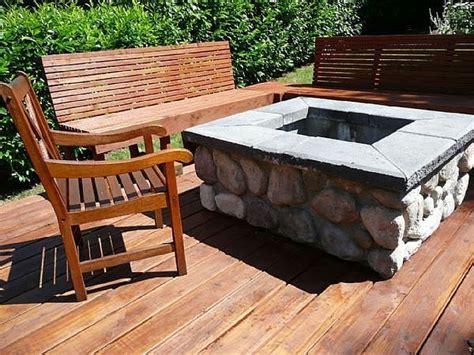 deck pit table 17 best ideas about deck pit on pit