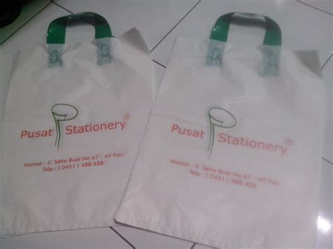 Tas Spunbond Tali 30x40 Souvenir Seminar Paper Bag Murah T0210 2 jasa cetak buat sablon tas plastik di kota putussibau pusat cetak sablon merchandise