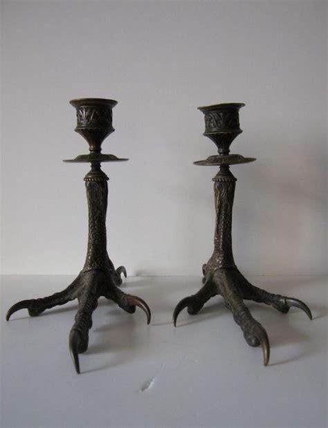 Schwarze Kerzenhalter by 15 Gruselige Gotische Kerzenhalter Ideen F 252 R Ein