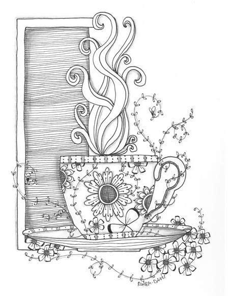 coloring pages for adults coffee 630 best coloring pages fun images on pinterest coloring