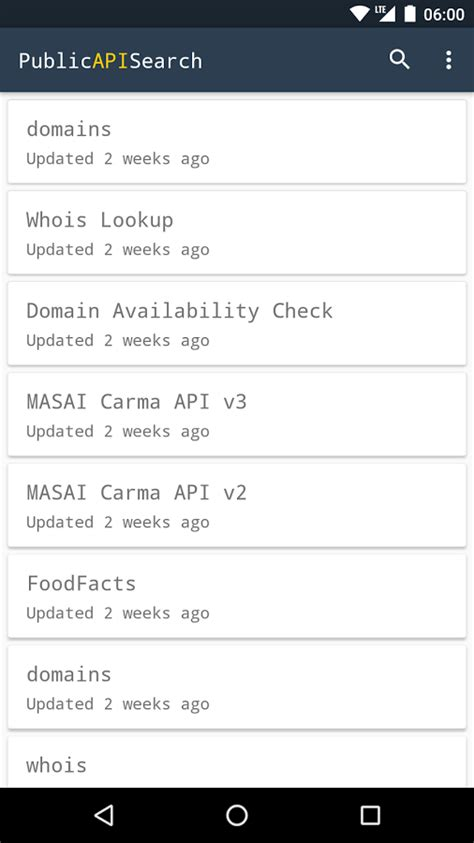 Api Search Api Search Beta 187 Apk Thing Android Apps Free