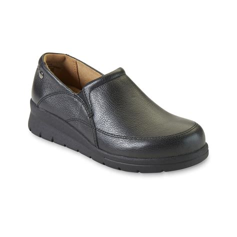 cobbie cuddlers womens dahlia black comfort loafer wide