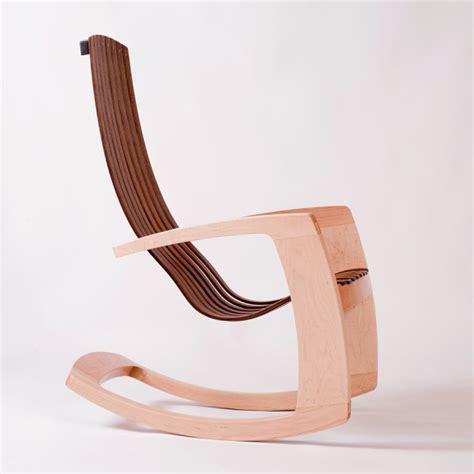Find Chair Design Ideas J Rusten Furniture Studio The Modern Rocking Chair
