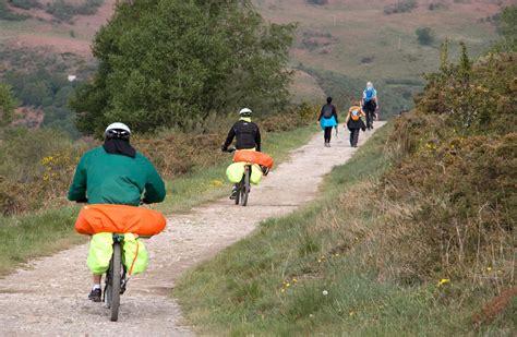 camino de santiago frances el camino de santiago en bici 3enruta