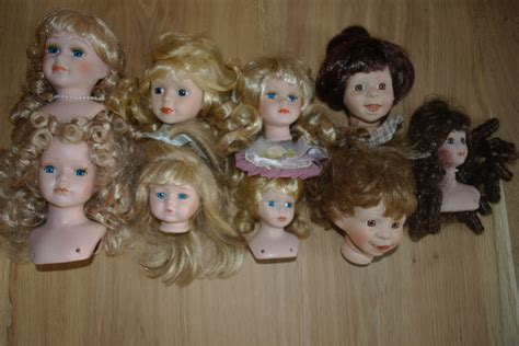 porcelain doll heads for sale 20th century antique porcelain doll heads for sale at 1stdibs