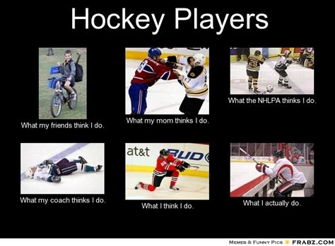 Hockey Meme Generator - hockey players meme generator what i do