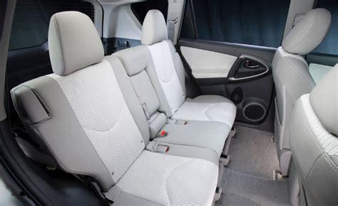 Toyota Rav4 Seating 2013 Toyota Rav4 Ev Review