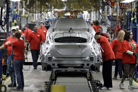 ford production plants ford cancels mexican plant but is still moving small car
