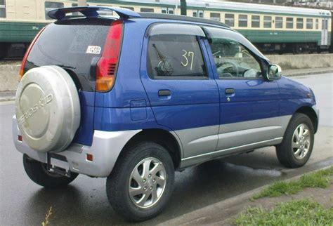 daihatsu terios 2000 used 2000 daihatsu terios kid wallpapers 0 7l gasoline