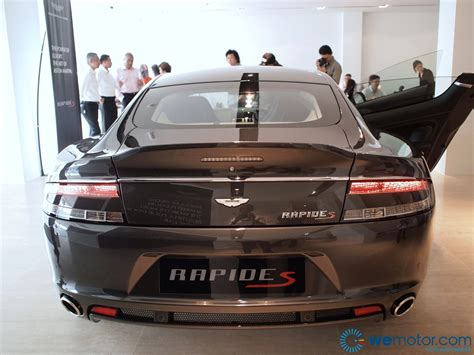 2014 aston martin rapide s price 2014 aston martin rapide s launched price starts from
