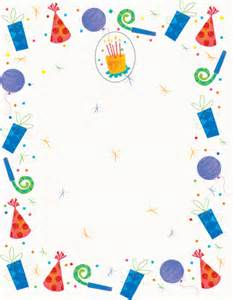 Birthday Stationery Templates Free by 8 Best Images Of Printable Wish List Stationery Free