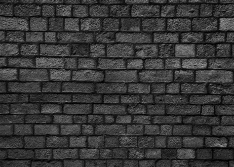 black brick wall photo free download black brick wall texture photo free download