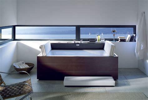 vasche da bagno duravit vasca idromassaggio rettangolare sundeck duravit
