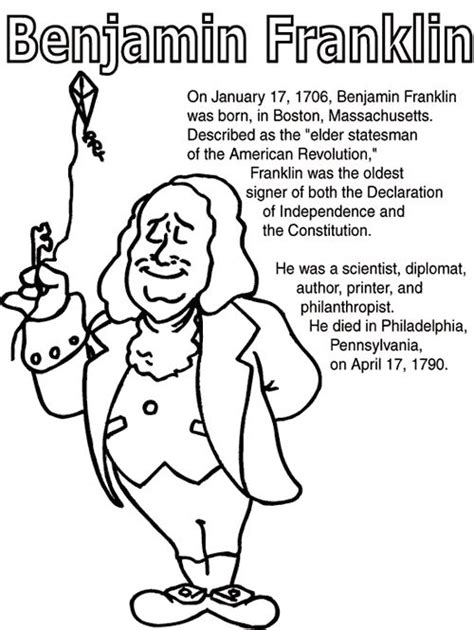 benjamin franklin biography worksheet 7 best benjamin franklin images on pinterest benjamin