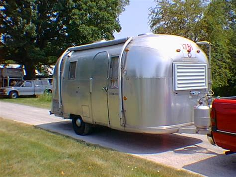 airstream awning vintage airstream trailers awnings
