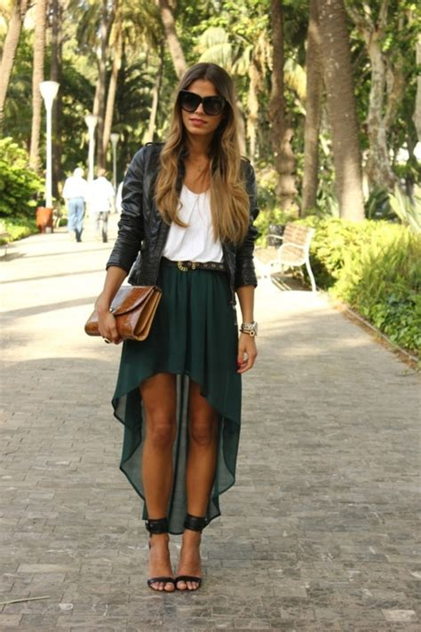 high low skirt stylecaster