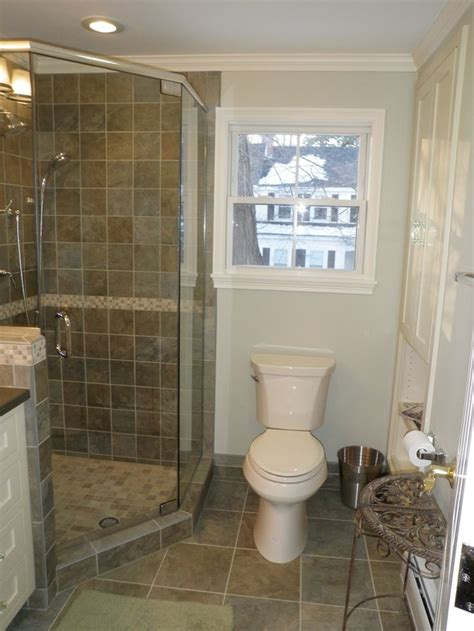 graceful corner showers for small bathrooms image gallery