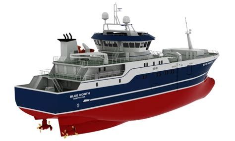 commercial fishing boat designs deadliest catch new boat design promises safer fishing