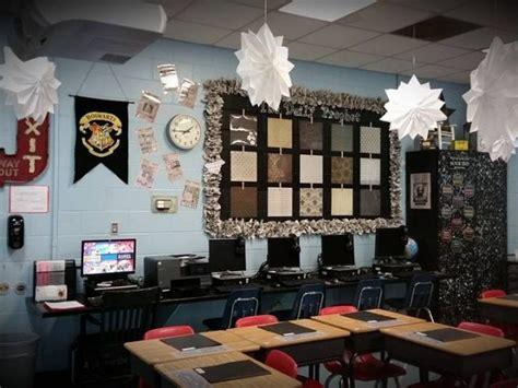 Classroom Decor Themes Teacher Creates Incredible Harry Potter Themed Classroom