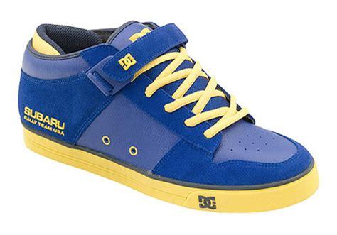 Dc Subaru Shoes by Subaru Rally Team X Dc Shoes Volcano Srt Hypebeast