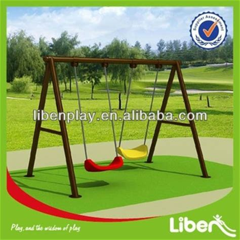 galvanized steel swing sets outdoor play galvanized steel swing set le qq001 buy