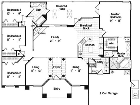 build your own house floor plans house plans and how to make your own plans