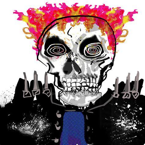 wann kommt ghost rider 3 ghost rider portrait by char0077 on deviantart