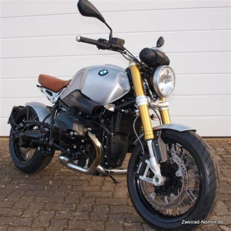 Bmw Motorrad 2v Tuning by Zweirad Norton Bmw R Nitet Umbau Alu Geb 252 Rstet Kangaroo