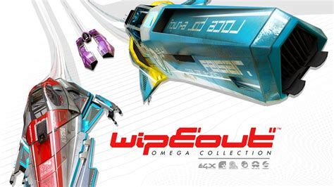 Kaset Ps4 Wipeout Omega Collection wipeout omega collection arriva a giugno su ps4 gamesoul it