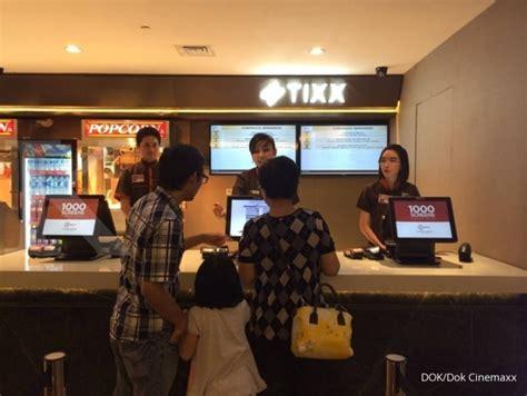 cinemaxx global pasifik pengunjung cinemaxx capai 1 7 penonton
