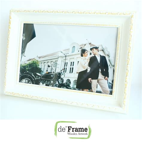 2 Pc Hanging Frame Foto 4r 10x14cm pigura foto vintage 20x30 8rs pigura foto scrapbook home decor semarangpigura foto scrapbook