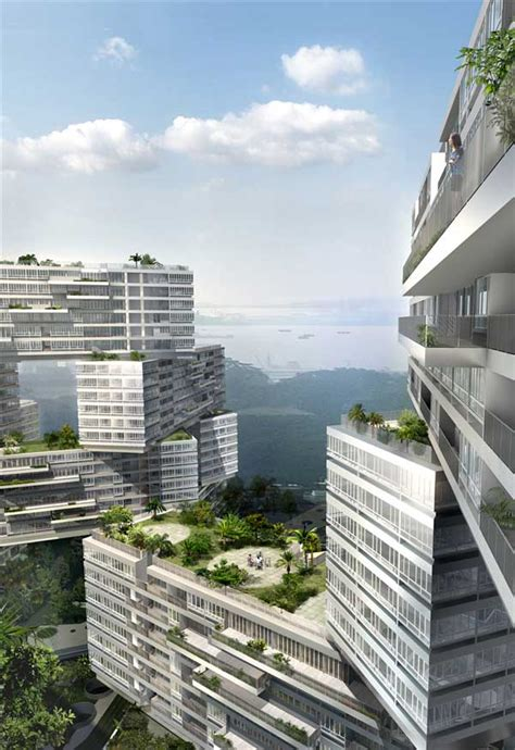 singapore apartments the interlace singapore residential apartments e architect