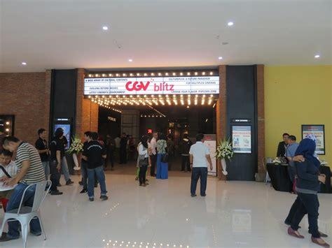 Hardisk Di Bec Bandung cgv blitz cinema kini hadir di istana bec bandung