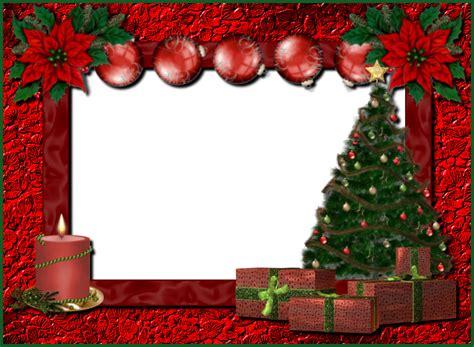 cornici foto natalizie cornici di natale clipart 31