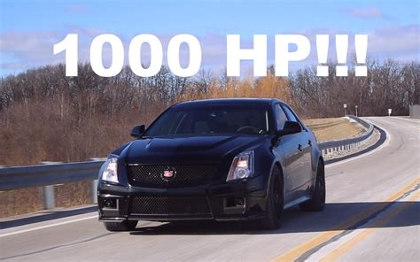 Cts V Hp by 1000 Hp Cts V Review