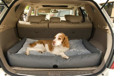 dog bed for car dog car beds