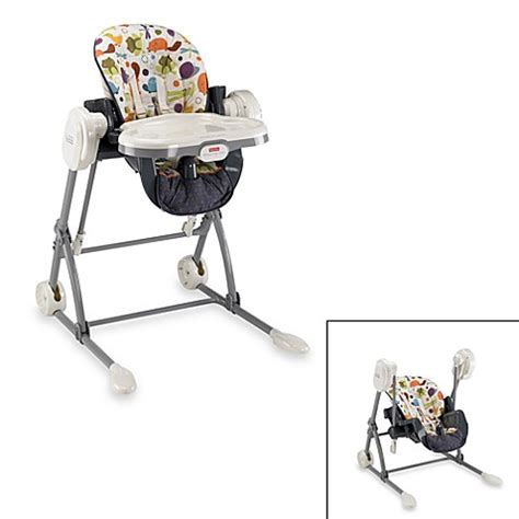 baby swing high chair fisher price 174 swing to high chair buybuy baby