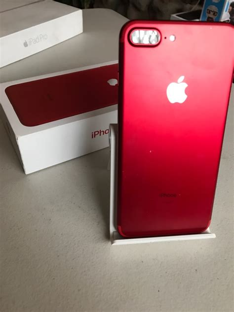 iphone   red  gb rojo garantia  factura bu