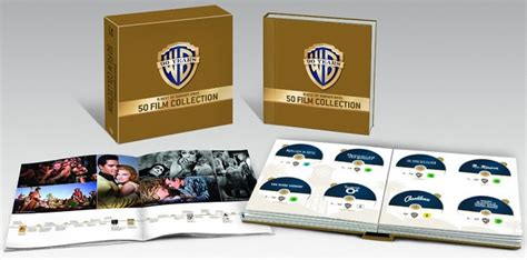 Bros Rabbani Disc 50 90 jahre warner bros jubil 228 ums edition 90 collection 98 dvds 50 collection 52
