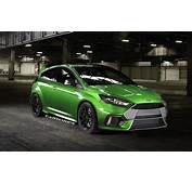 Ford Focus RS Three Door Rendered – The We Actually