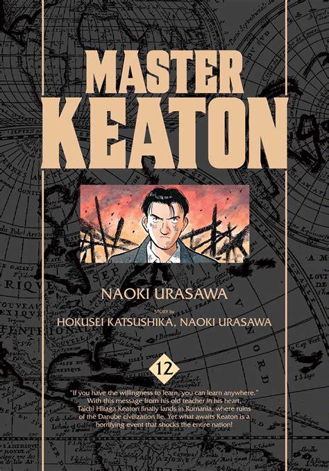 Mastery Vol 12 master keaton vol 12 book by naoki urasawa hokusei katsushika official publisher page