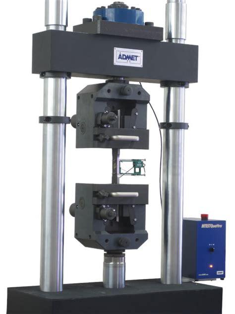 admet astm e8 metal tensile testing