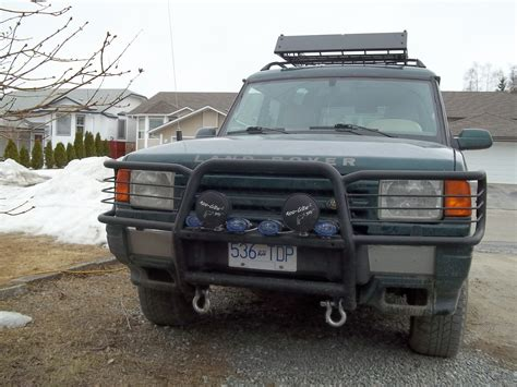 original land rover discovery hack2e 1998 land rover discovery specs photos