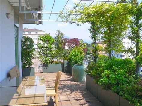 terrazza giardino pensile giardino pensile in terrazzo come fare su di una terrazza