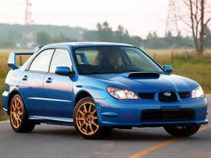 2006 Subaru Sti Specs 2006 Subaru Impreza Wrx Sti Specifications Images Tests