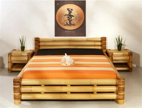 Chaise Daybed Bamboo Furniture And Decoration The Secrets Of The