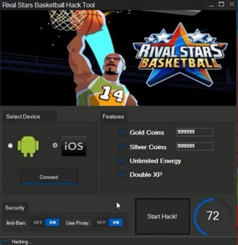 basketball hack rival basketball hack cheats unlimited gold and