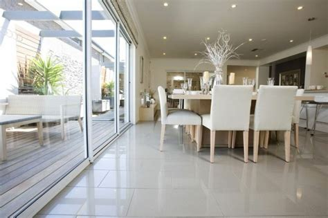 Carrelage Sejour Moderne by 41 Photos Qui Vont Vous Pr 233 Senter Le Carrelage Brillant