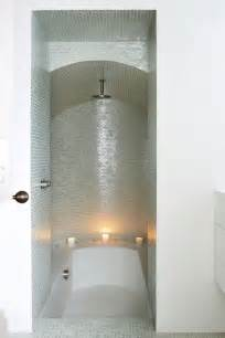 Bathroom Ideas For Small Spaces Uk by En Suite Hybird Bath And Shower Small Spaces Design