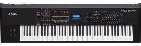 Keyboard Synthesizer yamaha s70xs professional performance keyboard synthesizer